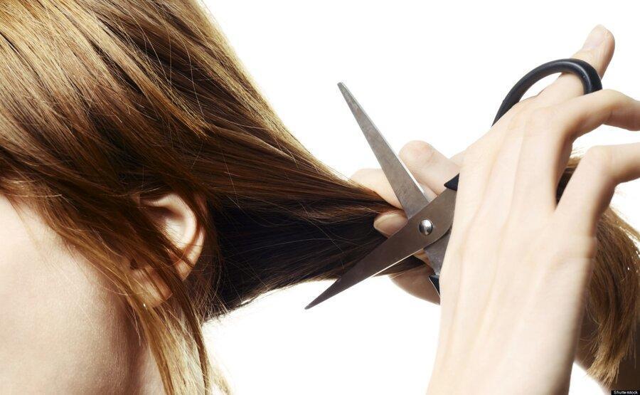چگونه موهایمان را در خانه کوتاه کنیم؟ ، خانم ها و آقایان بخوانند