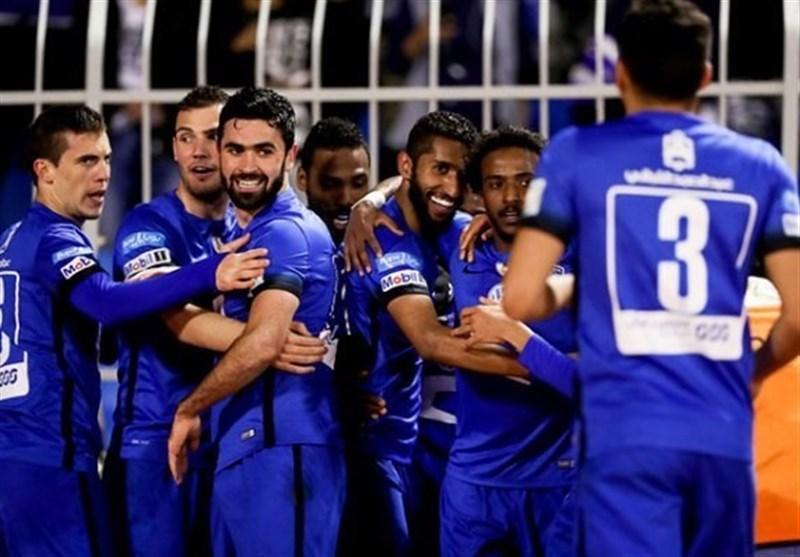 پیروزی الهلال مقابل الریان در شب بازی جوانمردانه