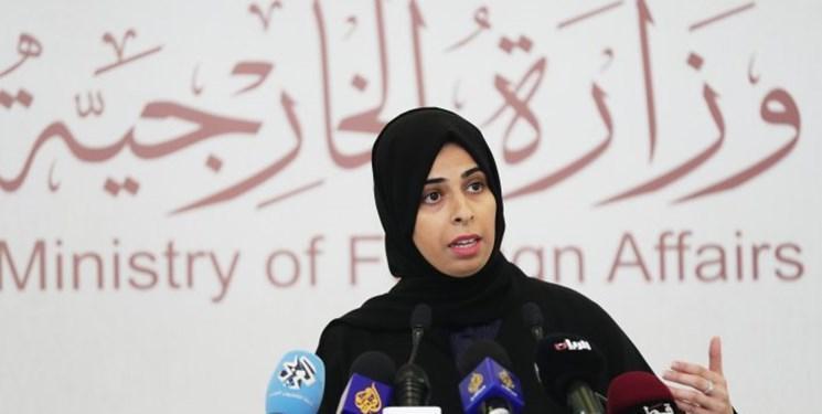 قطر: کشورهای محاصره نماینده همچنان حقوق مردم ما را نقض می نمایند