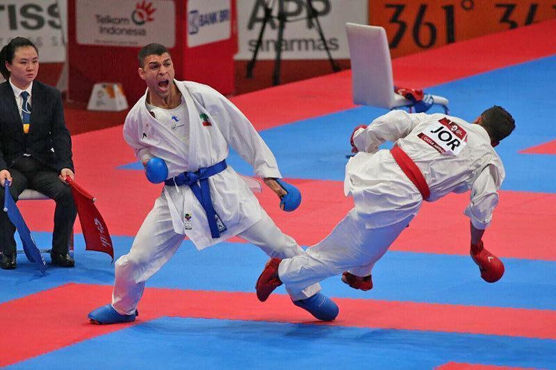 لیگ جهانی کاراته وان امارت؛ کسب 6 مدال توسط نمایندگان ایران