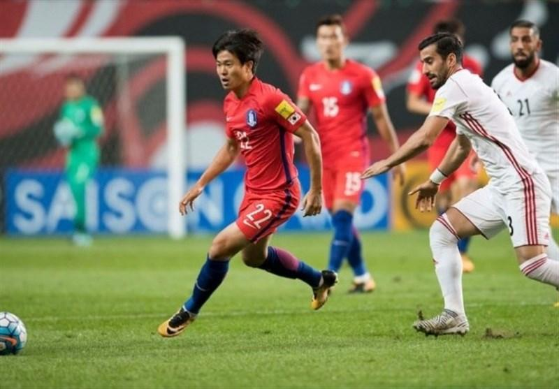 واکنش AFC به تساوی کره جنوبی مقابل ایران