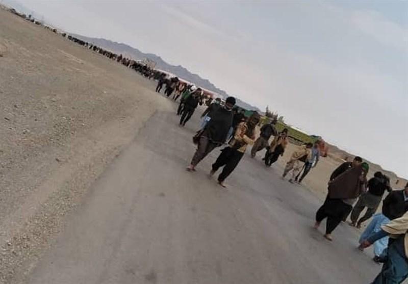 اعتراض صدها زائر پاکستانی به بی توجهی دولت اسلام آباد
