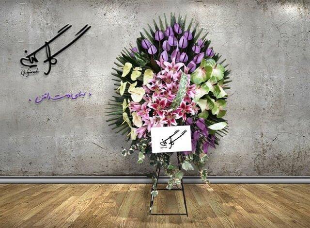 چگونه تاج گل نمایشگاه بین المللی، رویدادها و مراسم افتتاحیه را سفارش دهیم؟