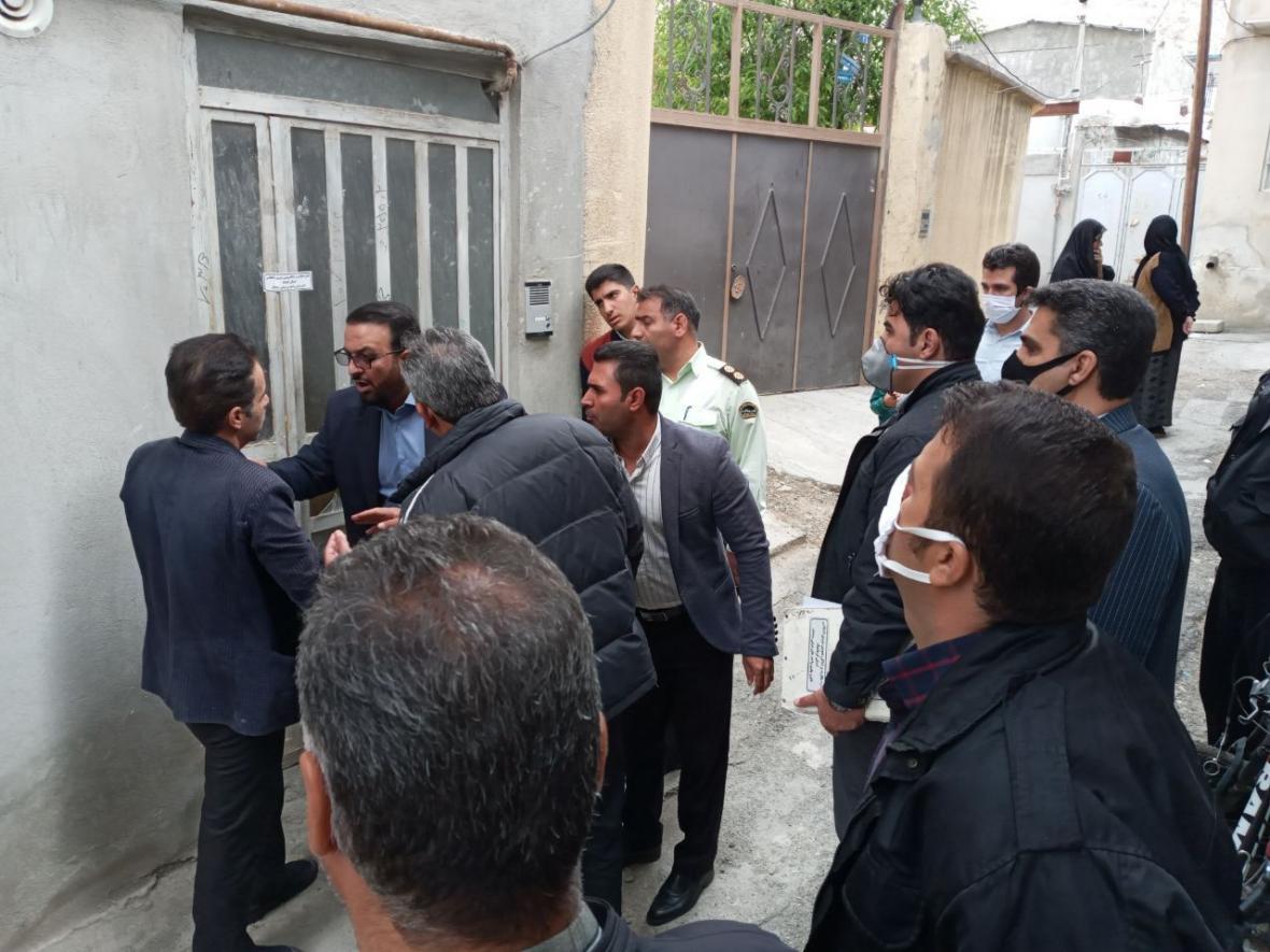 خبرنگاران سه واحد مسافرخانه غیرمجاز در کرمانشاه پلمب شد