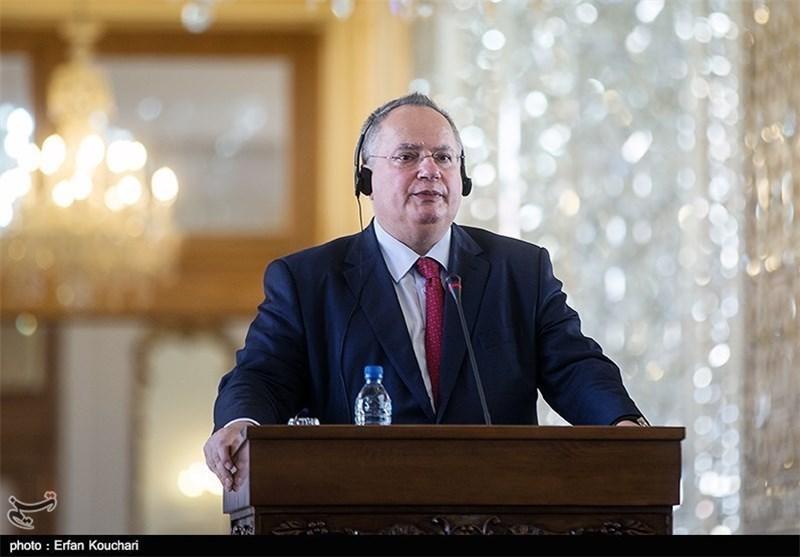 وزیر خارجه یونان: اقتصاد ایران و یونان مکمل یکدیگرند