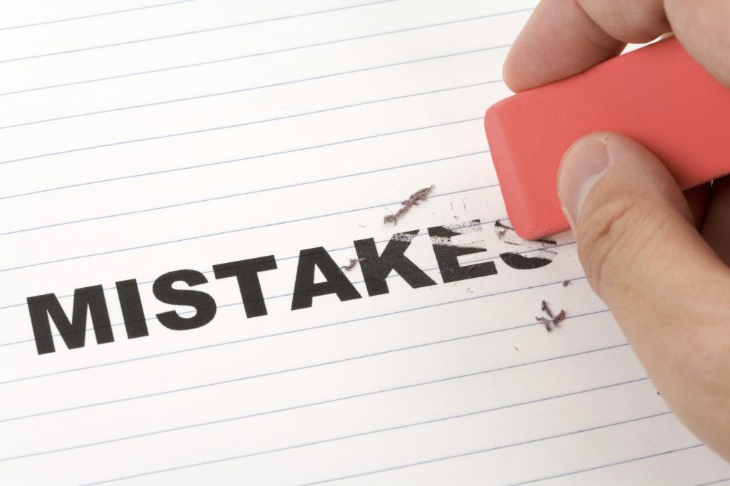 اشتباهات رایج در زمان بازسازی ساختمان