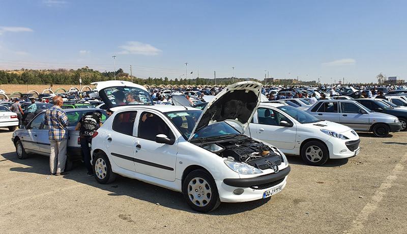 بازار خودرو تا کی در رکود می ماند؟