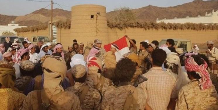 شورش در مقرهای ائتلاف سعودی در مرز یمن