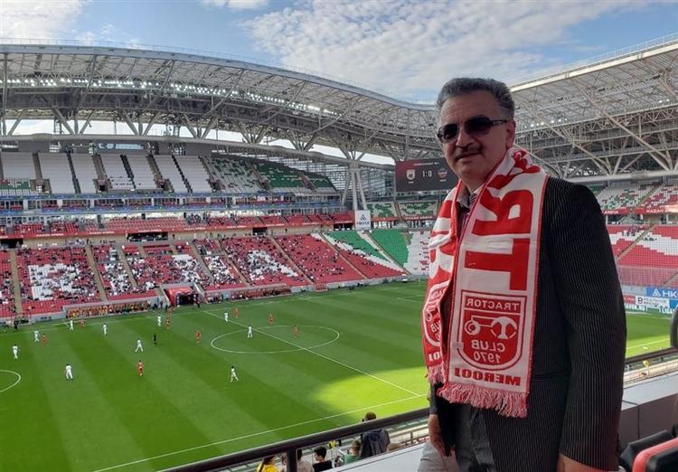 زنوزی: 95 درصد پول فوتبال به جیب اشخاص حاشیه ای می رود