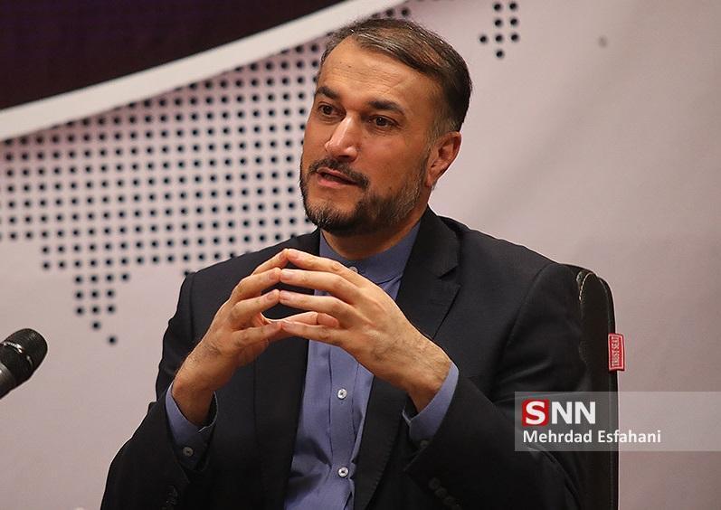 امیرعبداللهیان: کاخ سفید معدن دروغ است، آمریکا حتی حاضر به لغو تحریم دارویی مردم ایران در بحران کرونا نشد