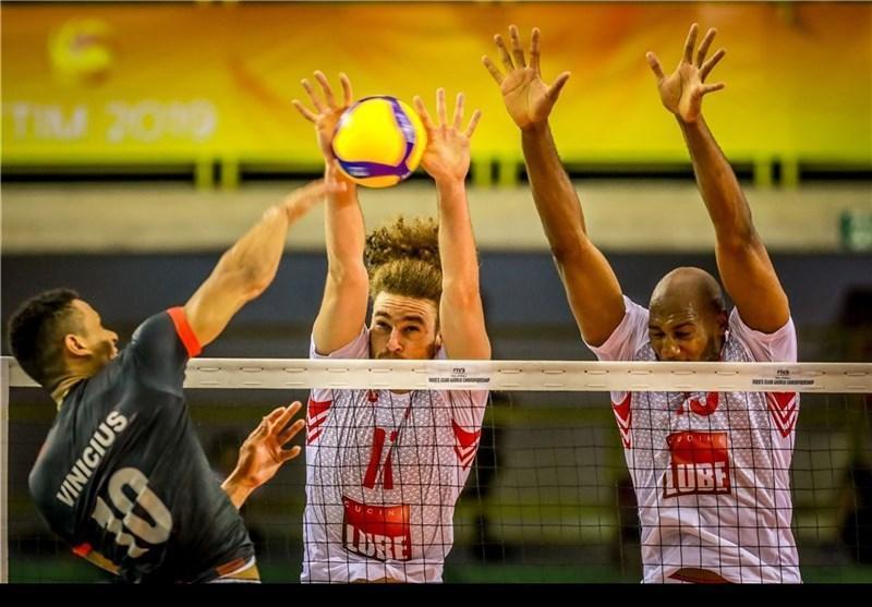 چین میزبان والیبال باشکاه های دنیا شد