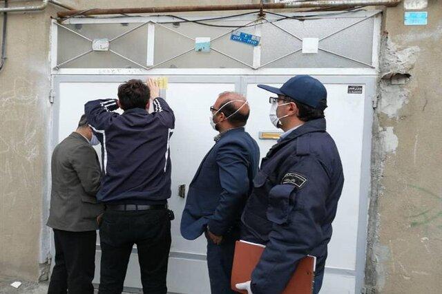 36 واحد اقامتی غیرمجاز در آذربایجان غربی پلمب شدند