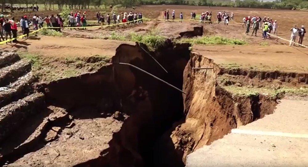 هشدار: قاره آفریقا دو تکه خواهد شد!