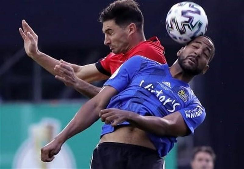 جام حذفی آلمان، بایرلورکوزن اولین مسافر فینال شد