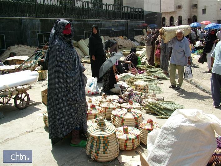 پنجشنبه بازار موزه فرهنگی به جای مانده از دوران کهن در میناب