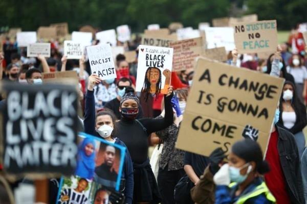 تداوم واکنش های جهانی به قتل فلوید، اروپایی ها هم معترض شدند