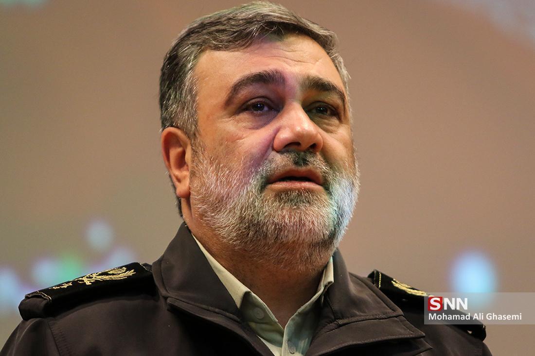 سردار اشتری: بخشی از آتش سوزی ها عمدی بود، نفراتی بازداشت شدند