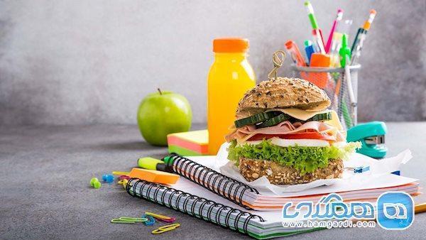 این غذاها را در ایام امتحانات نخورید!