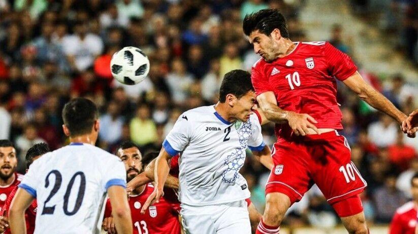خبرنگاران از دیدار تیم ملی مقابل ازبکستان تا درد دل های ستاره پرسپولیس