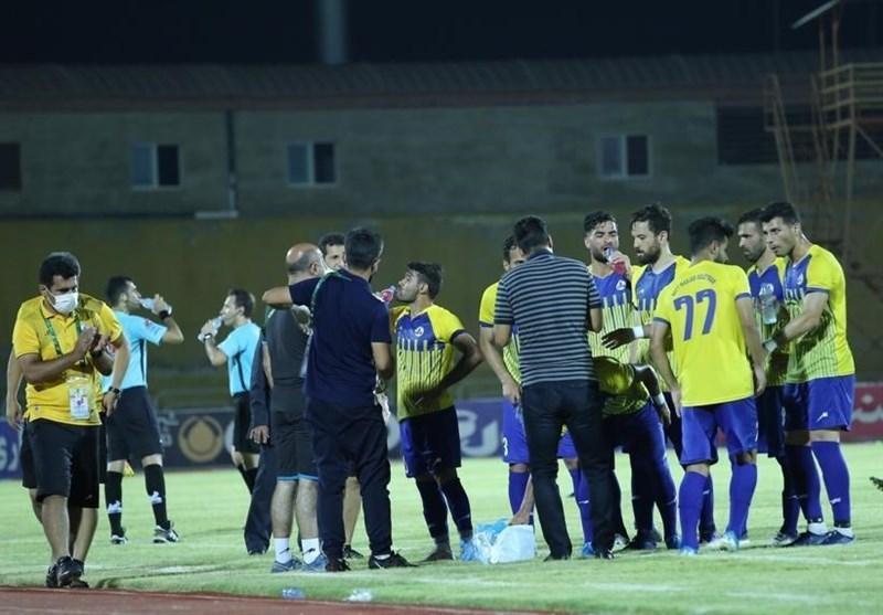 اعتصاب بازیکنان نفت مسجدسلیمان به روز دوم کشید، شاگردان تارتار تست کرونا دادند