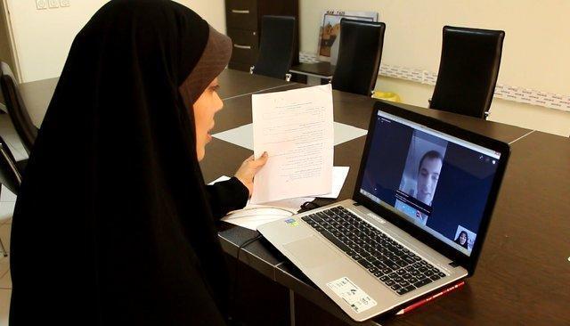 آغاز برگزاری آزمون های آزمایشی مجازی دانشجویان علمی کاربردی