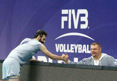 سرمربی روسی روی نیمکت تیم ملی والیبال ایران