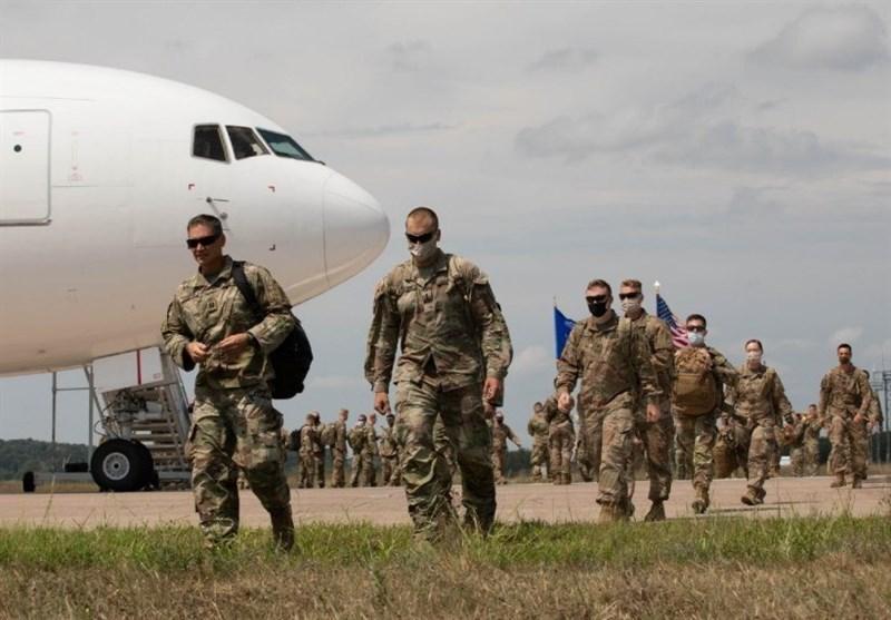 بازگشت 200 نظامی آمریکایی از افغانستان