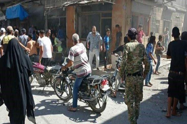 یک کشته و 5 زخمی بر اثر وقوع انفجار در حومه حلب سوریه