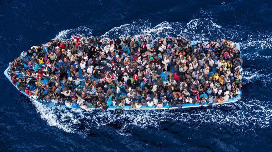 خبرنگاران پناهجویان، خانه به دوشانی که در غرب پناهی ندارند