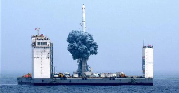 چین بندر فضایی شناور می سازد