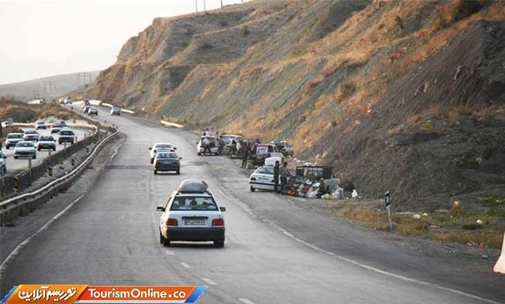 کاهش 15 درصدی تردد جاده ای در شهریور ماه