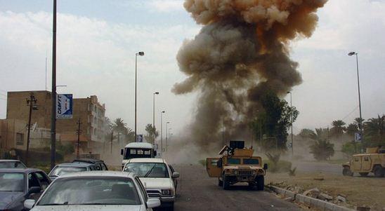 2 حمله جداگانه به نظامیان آمریکایی در بغداد