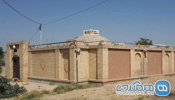 اعلام بازسازی گرمابه تاریخی خوزنین قزوین