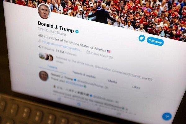توییتر پیغام ترامپ درباره کرونا را گمراه کننده خواند