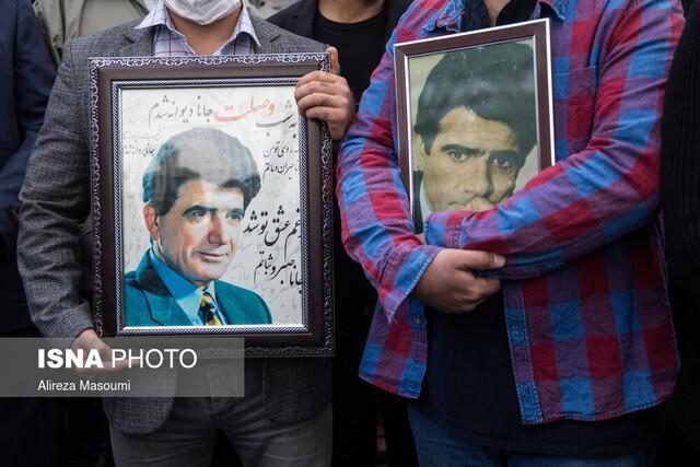 آیا بیلبوردهای تصویر استاد شجریان در تهران نصب می گردد؟