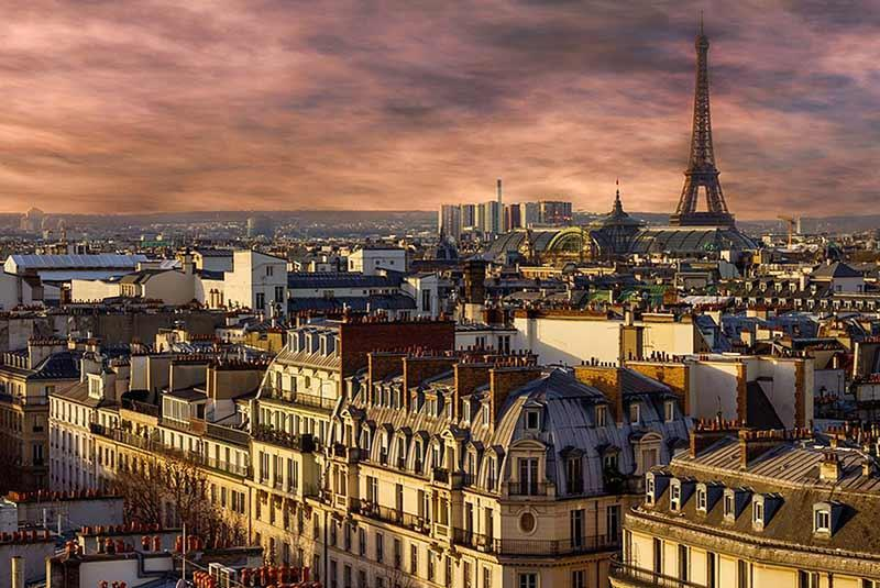 معروف ترین جاذبه های تاریخی فرانسه