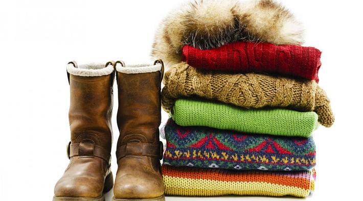 شستشوی انواع لباس های پاییزی و زمستانی