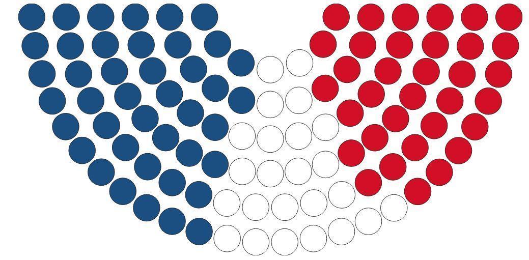 اولین نتایج انتخابات سنا، رهبر اکثریت جموریخواهان پیروز شد
