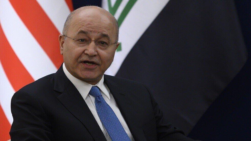 صالح : بایدن را شریک مورد اعتماد عراق خواند