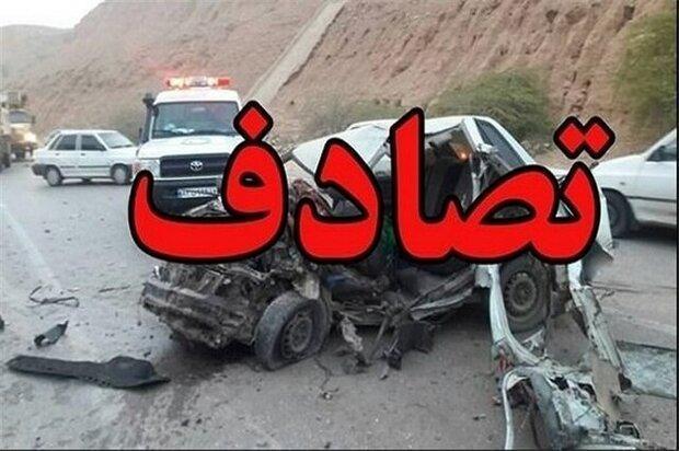 حوادث رانندگی امروز در جهرم 2 کشته و 3 مصدوم برجا گذاشت