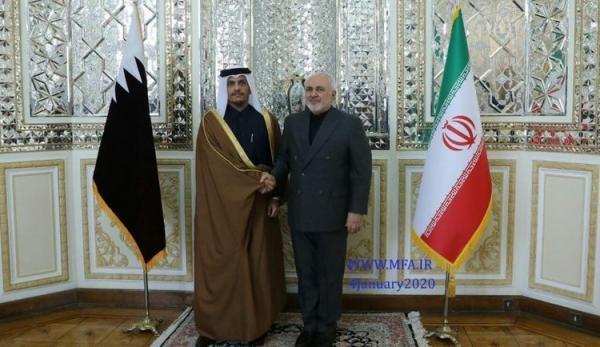 استقبال ایران از پیشنهاد قطر