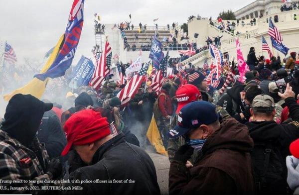 تمدید شرایط اضطراری در واشنگتن تا روز بعد از مراسم تحلیف بایدن