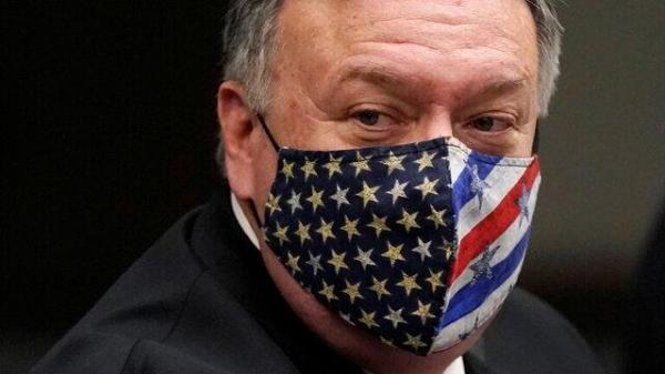 واکنش پامپئو درپی حمله به ساختمان کنگره واشنگتن دی. سی