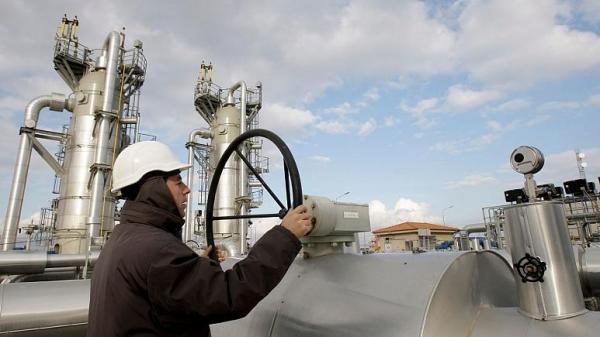 شروع انتقال گاز جمهوری آذربایجان از دریای خزر به ایتالیا
