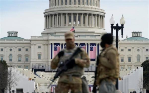 واشنگتن دی سی در آستانه مراسم تحلیف؛ پایتخت یا پادگان؟