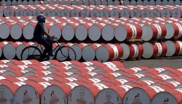 قیمت نفت به 55 دلار رسید