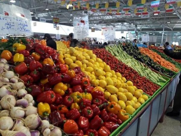 میادین و بازار های میوه و تره بار یکشنبه 28 دی باز هستند