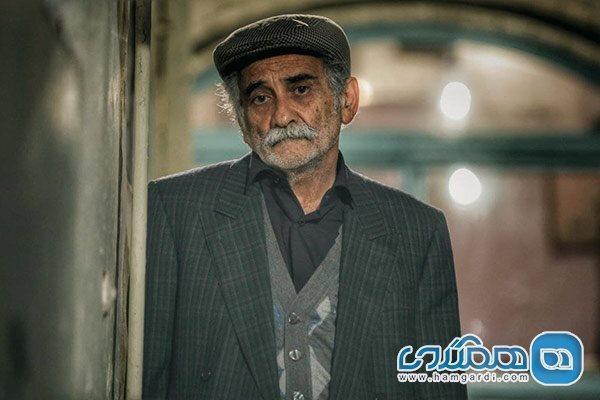 اسماعیل محرابی در یک سریال تلویزیونی
