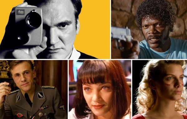 10 نقش آفرینی برتر در فیلم های کوئنتین تارانتینو