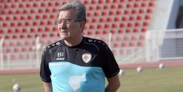 برانکو: تا 2022 در تیم ملی عمان می مانم
